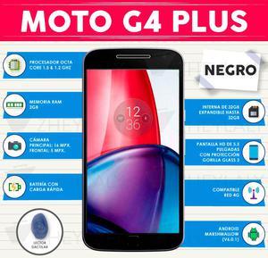 Motorola Moto G4 Plus 32gb Negro Semi Nuevo