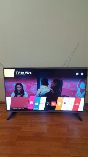 Ocacion Smart Tv Lg Full Hd Wevos 43 Plg