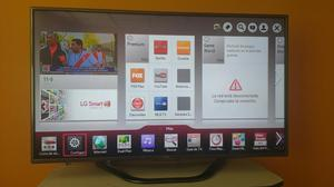 Vendo Tv de 50 Hd 3d Smart Tv