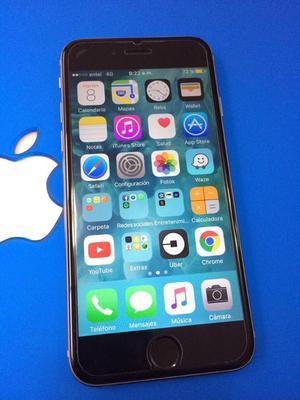iphone 6s 32gb libre de operador y sin icloud, impecable.
