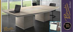 Mesa de directorio, elegante, de exportación, oferta semana