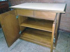 Mueble de cocina madera cedro alto y bajo remato posot class for Muebles de cocina tipo isla
