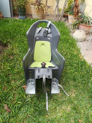 Silla o asiento para bicicleta para bebe posot class - Silla portabebes bicicleta ...