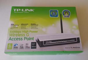 Access Point Tp Link tl wag ESTADO 9.9 DE 10