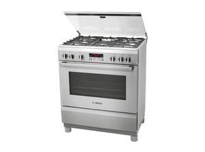 Cocina gas bosch pro 601 inox 4 quemadores enc posot class for Cocinas a gas nuevas