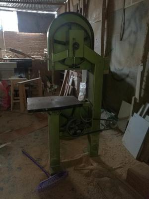 Maquina Cinta Carpinteria