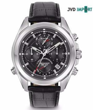 Reloj Bulova Precisionist Cronógrafo 96b% Original