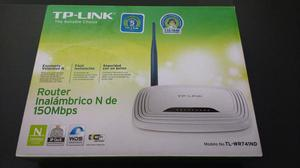 Router INALAMBRICO N 150Mbps, Extensor Wifi Tp link