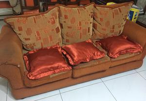 vendo juego de muebles conservado