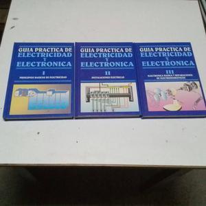 Guía práctica de electrónica y electricidad