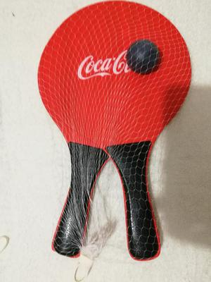 Paletas Playa Coca Cola de Coleccion