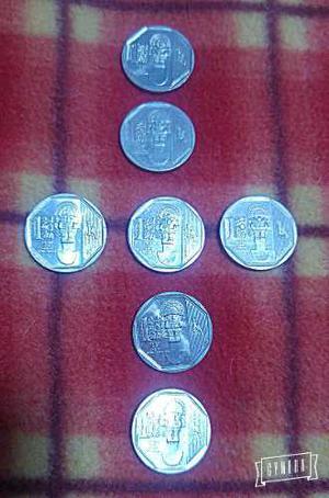 Vendo Colección De Monedas De Riquezas Y Orgullo Del