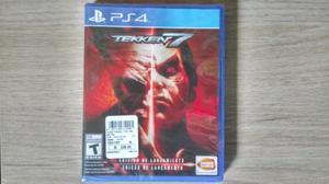Juego Tekken 7 Ps4 Nuevo Sellado
