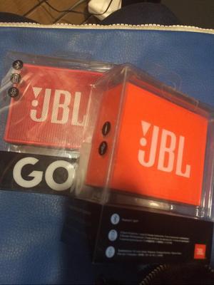Parlante Portatil Jbl Go Bluetooth Nuevo