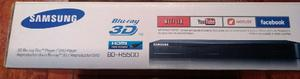 Vendo Blu-ray 3d Samsung Nuevo En Caja