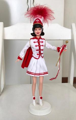 Barbie coca cola de colección