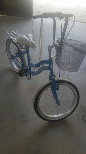 Bicicleta de Paseo Aro 20 para Niña