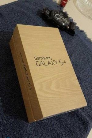 Caja Samsung Galaxy S4 Con Manual