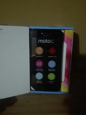 Motorola Moto C Nuevo Liberado