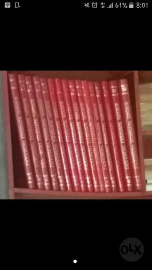 Remato Libros Usados,enciclopedias...