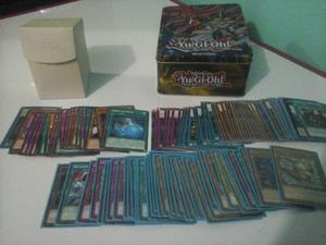 Vendo Mas de 200 Cartas de Yu Gi Oh