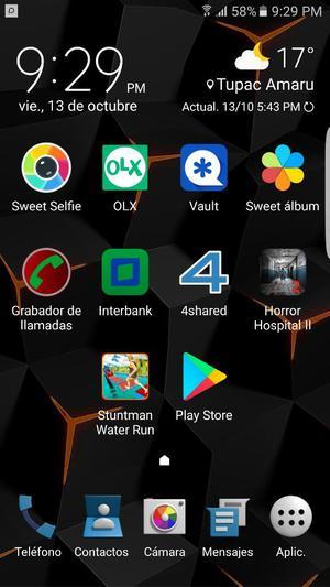 Vendo O Cambio Samsung S6 Edge Detalle