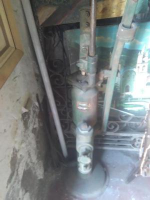 bomba de agua en buen estado