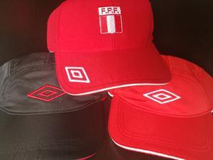 ¡gorras Nuevas Y Originales De La F.p.f! Marca Umbro