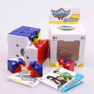 Cubo Rubik 3x3, Cubo Magico, Juguete Educativo