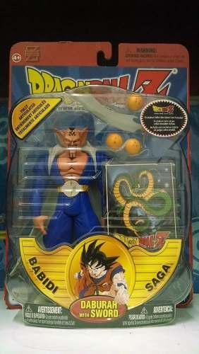 Dragon Ball Irwin Jakks Goku, Vegeta, Cell, Freezer, Dabura