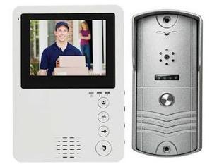 Intercomunicador Video Atlantic Intercom Modelo Optimus