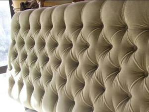 Oferta cabeceras de cama de melamina s posot class - Cabeceras de cama tapizadas ...