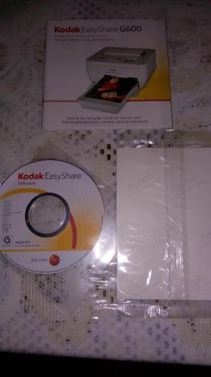 Impresora de Fotos Kodak Nueva