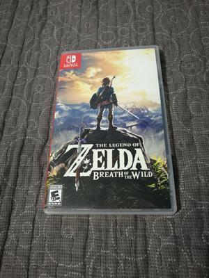 Juego Nintendo Switch Legend Of Zelda