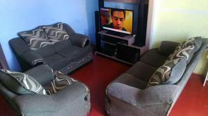 Venta de juego de muebles para sala