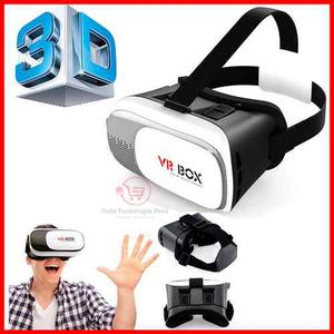 Vr Box 2.0 Lentes De Realidad Virtual Envios A Todo Perú