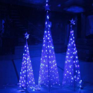 Mangueras de luces led para decorar esta navidad posot class - Arbol navidad led ...