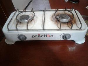 cocina marca practika 4 hornillas posot class