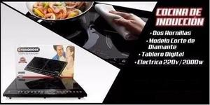 Cocina electrica digital induccion vitroceramica posot class for Cocina de induccion precios