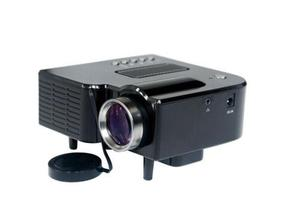 Mini P Full HD LED Proyector Cine Home Theater 3D Hdmi