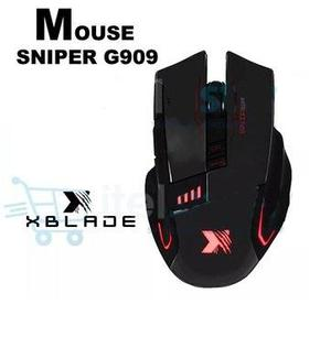 Mouse Xblade Gaming Sniper G909