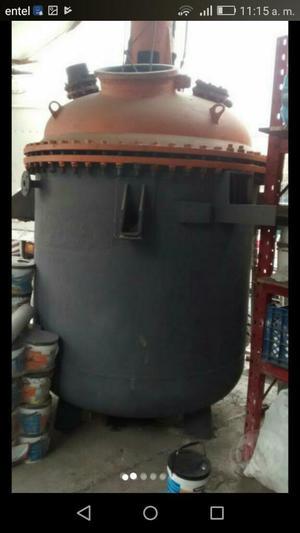 Reactor para Fabricacion de Cola Sinte.