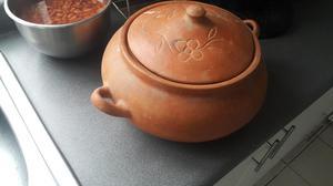 Remato Olla De Barro Curada Lista Para Cocinar S/.50