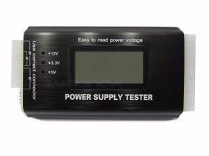 Tester Digital Para Fuente De Poder Atx Para Sata Hd Pin Psu