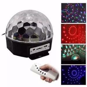 Bola Parlante Mp3 Luces Sicodelicas Magic Ball Audioritmica
