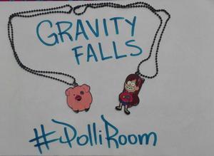 Collar Gravity Falls PolliRoom