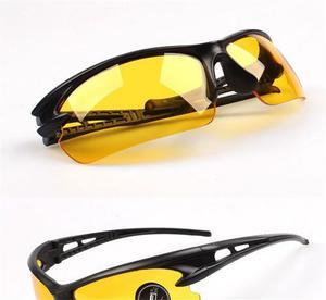 cbf28958ef Gafas de vision nocturna, lentes conducir al sol.
