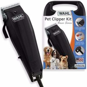 Máquina Wahl Rasuradora Corta Pelos Mascotas Perros Gatos