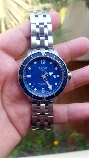 Reloj Tissot Seastar Automatico