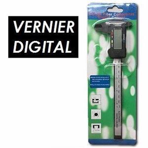 Vernier Calibrador Digital Lcd Pie De Rey Medición